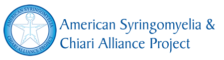ASAP » American Syringomyelia & Chiari Alliance Project Logo
